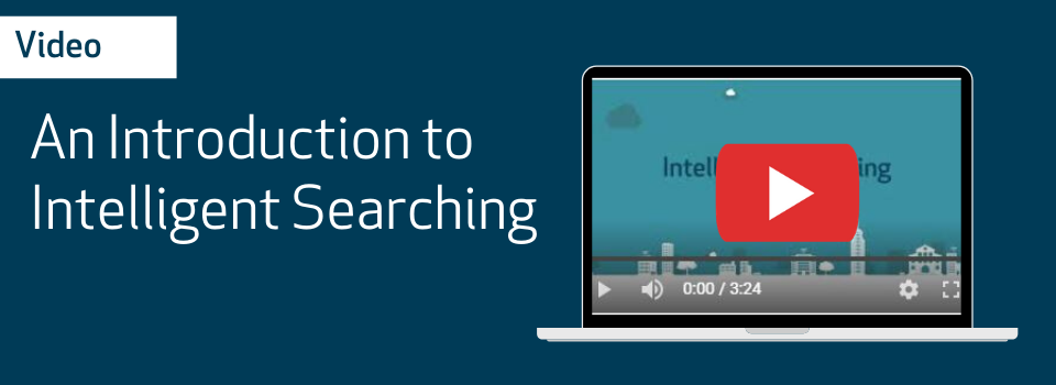Video: An Introduction to Intelligent Searching
