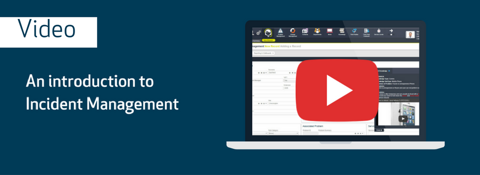 Video: An Introduction to Incident Management