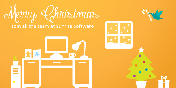 Merry Christmas from Sunrise!