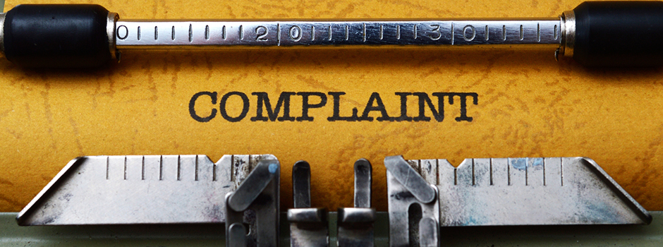 Embrace Your Complaints