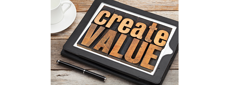 creating value image