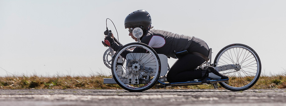 Plymouth University and the Handcycle Project