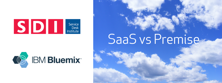SDI Survey Unveils Reality of SaaS vs Premise Reasoning and Experiences