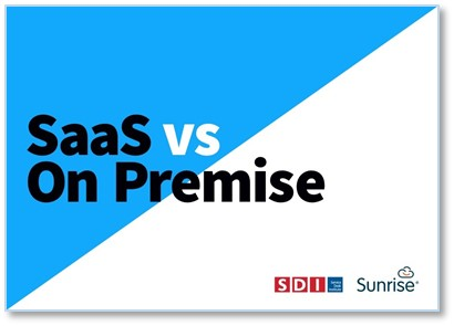 SaaS vs On Premise
