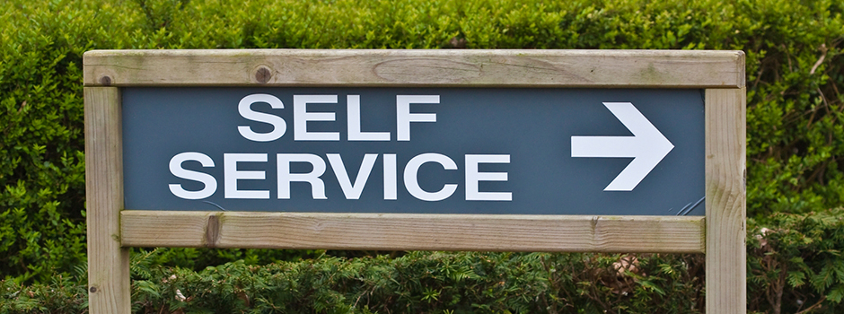 Why Introduce Self-Service?