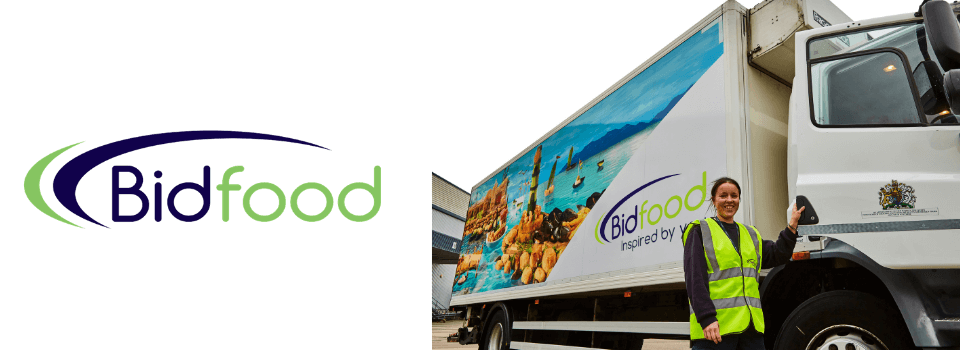Case Study: Bidfood