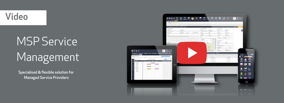 Video: Service Management for Managed Service Providers