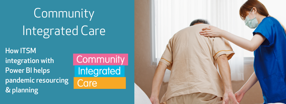 Community Integrated Care sees benefits of Power BI reporting