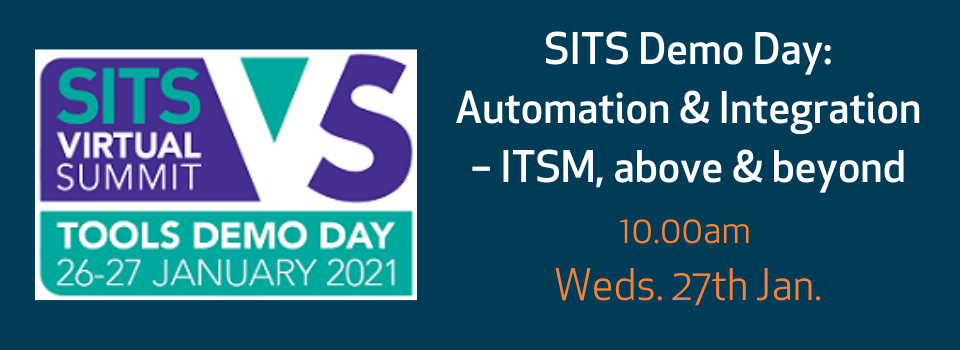 SITS Online Demo Day – Recording